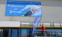Die neue Schwimmhalle soll Wilhelmsburger Vereinen genug Trainingszeit bieten
