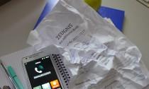 Telefonberatung gegen Zeugnisstress