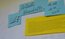Am 16. September geht es los - dann treffen sich alle, die beim neuen Planungsprojekt mitmachen wollen, im Bürgerhaus