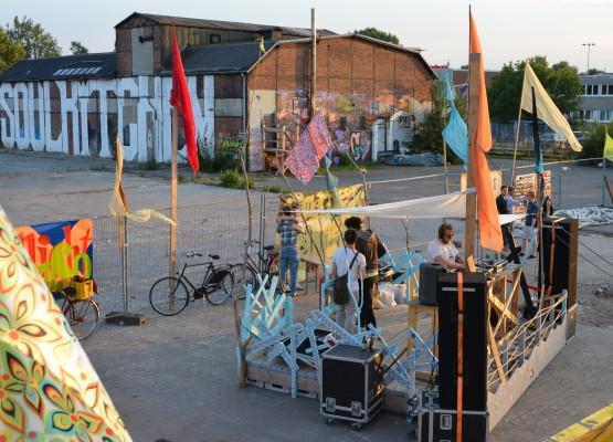 Ein Wochenende noch: Am 31. August soll das Soulkitchen Exil geräumt werden