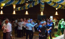 Mit einem festlichen Ball im großen Saal des Bürgerhauses feierte die Wilhelmsburger Altherren-Auswahl ihren Spendenerfolg