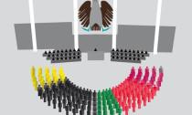Willy im Bundestag