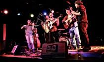 Inselgras bringt American Roots-Music auf die Bühne