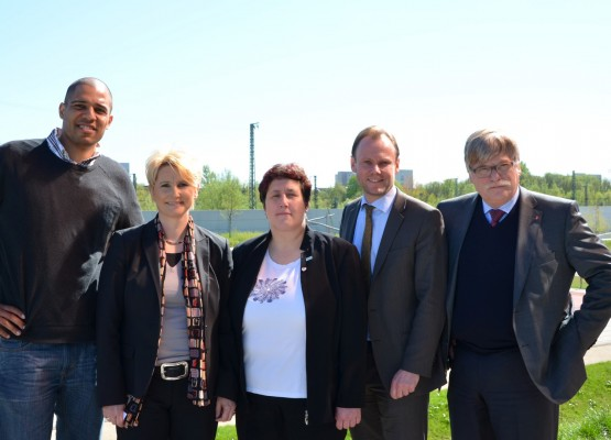 Marvin Willoughby, Yvonne Zimmermann, Cordula Radtke, Andy Grote und Karl Schwinke (Large)