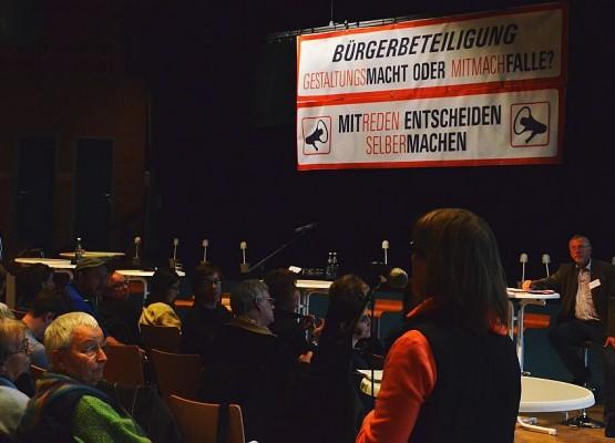 Beteiligungsforum im Bürgerhaus