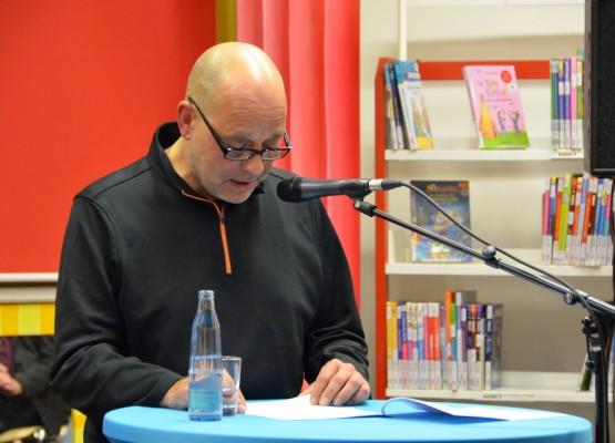 Jürgen Schöneich liest