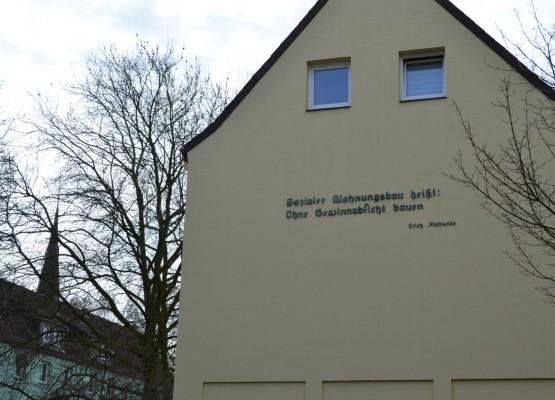 Sozialer Wohnungsbau Klabunde